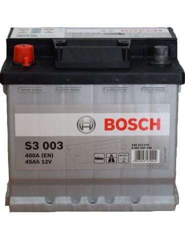 45AH 400CCA BOSCH S3003