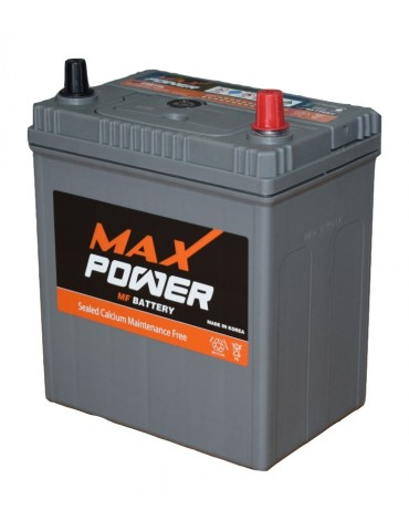 40AH 370CCA ΚΟΡΕΑ MAXPOWER (44B19L)