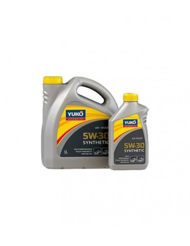 5W-30  ENGINE OIL SYNTHETIC...