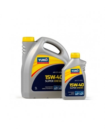 15W-40 ENGINE OIL SUPER...