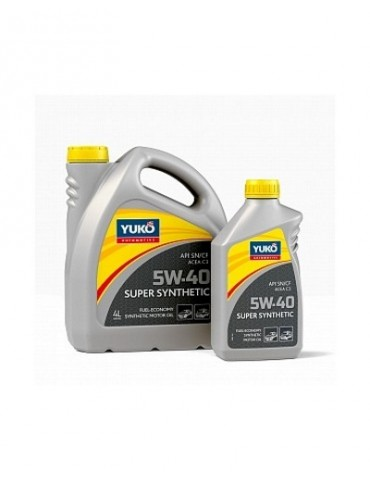 5W-40 ENGINE OIL SUPER...