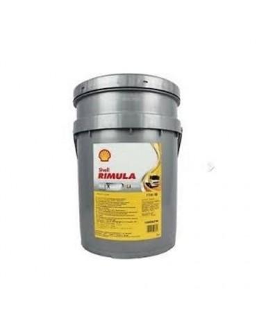 15W-40 RIMULA R4 X SHELL 20L