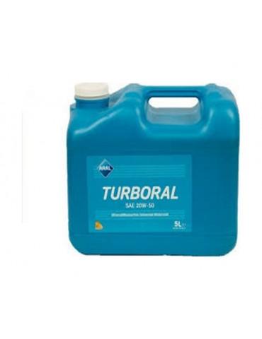 20W-50 TURBORAL ARAL 5L