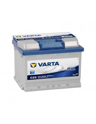 52AH 470CCA VARTA BLUE...