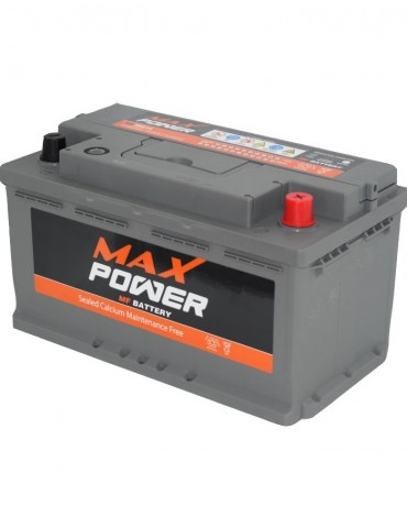 80AH 780CCA ΚΟΡΕΑ MAXPOWER (48-780)