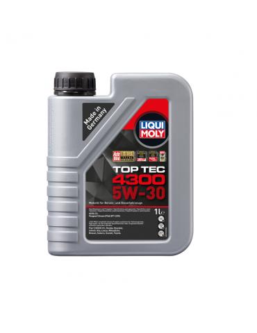 5W-30 TOPTEC 4300 LIQUI...