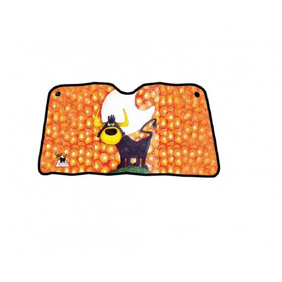 ΗΛΙΟΠΡΟΣΤΑΣΙΑ ANIMALS ON BOARD 130Χ60CM 2ΤΜΧ AUTO GS (AOB306T)