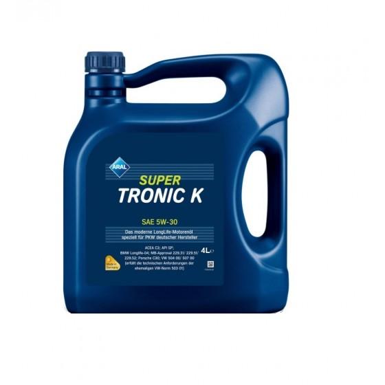 SUPER TRONIC K 5W-30 ARAL 4L