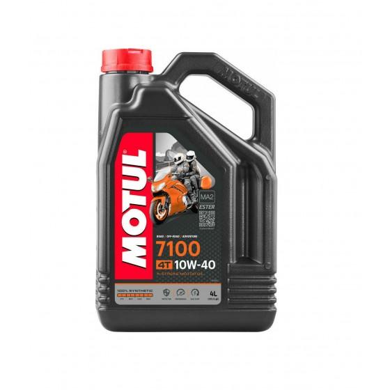10W-40 7100 MA2 MOTUL 4L