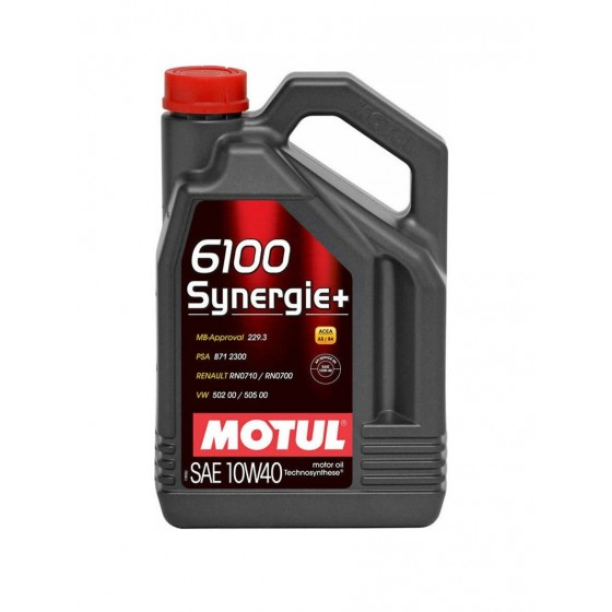 10W-40 6100 SYNYNERGIE+...
