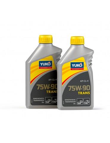 75W-90 TRANSMISSION GL-4 OIL TRANS YUKO 1L