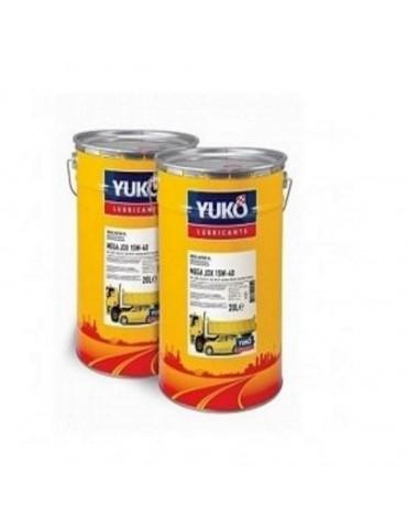 15W-40 MEGA JDX ENGINE OIL YUKO 20L