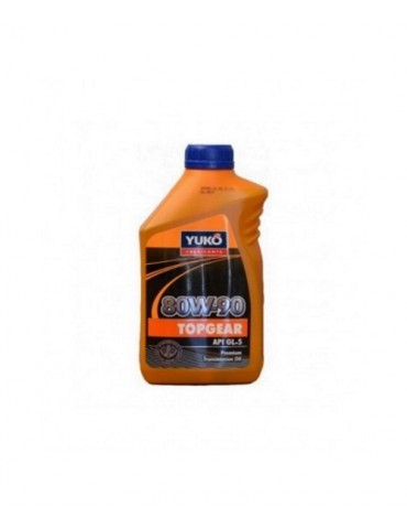 80W-90 TRANSMISSION OIL GL-5 YUKO 1L